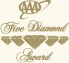 AAA Five Diamond Award